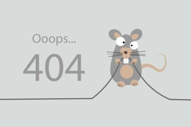 Błąd 404 na stronie internetowej, czyli Page Not Found