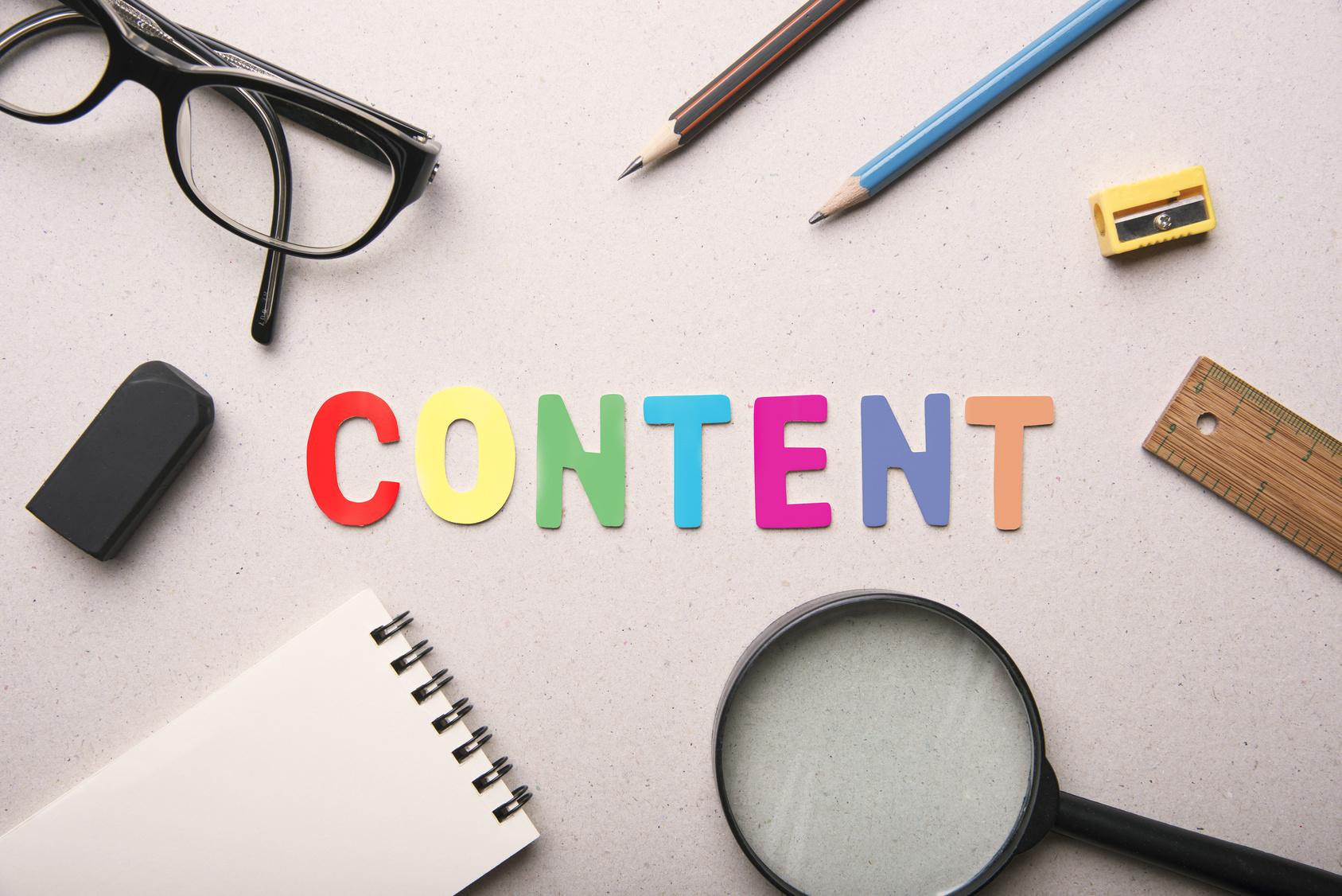 Content marketing - tworzenie dobrych treści