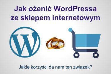 Pozycjonowanie i optymalizacja - WordPress ze sklepem internetowym