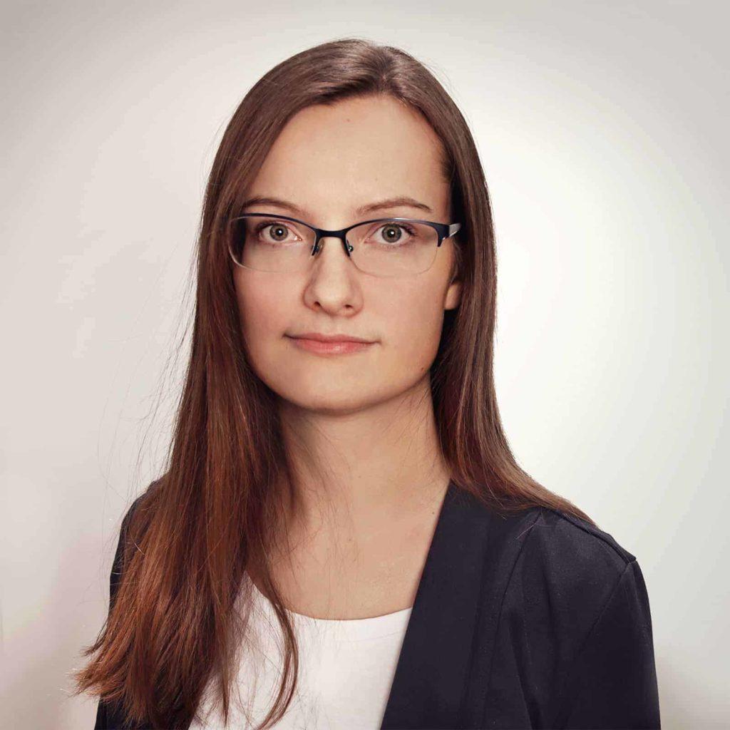 Joanna Gaweł - Project Manager
