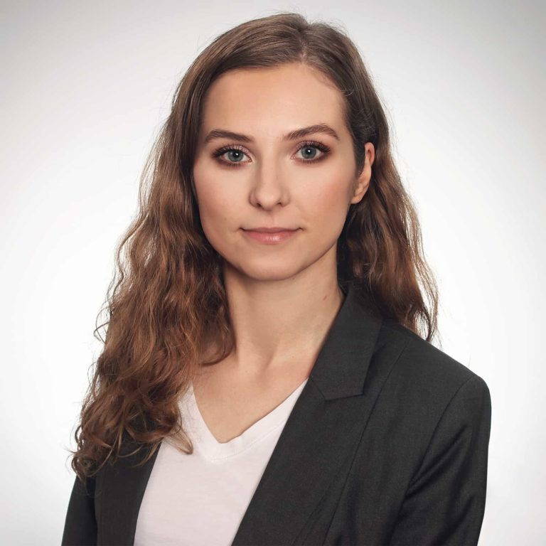 Justyna Bik - Project Manager