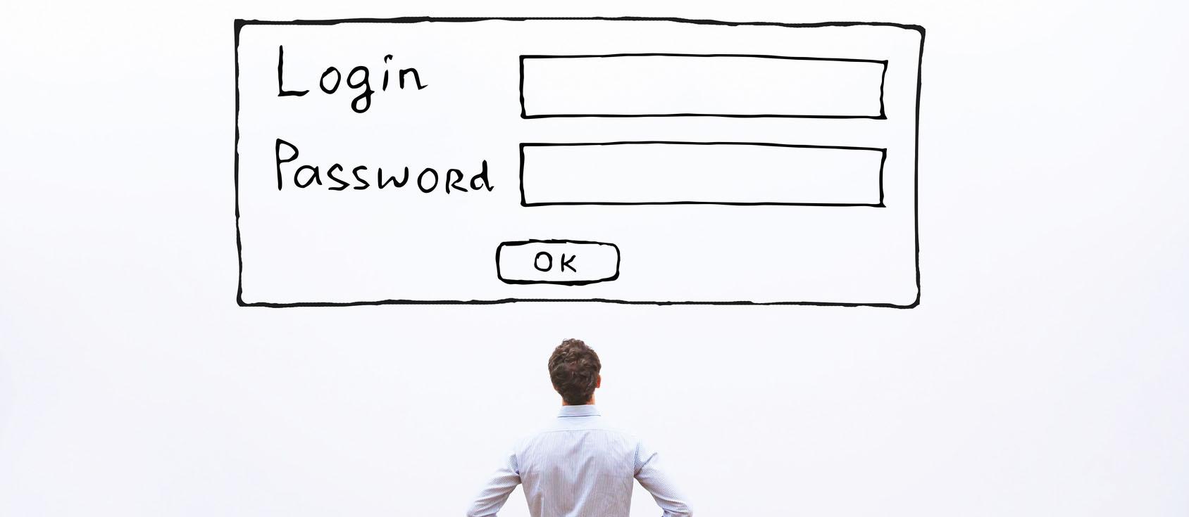 kontrola dostępu do strony internetowej