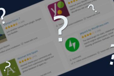 Wybór wtyczek i motywów do WordPressa