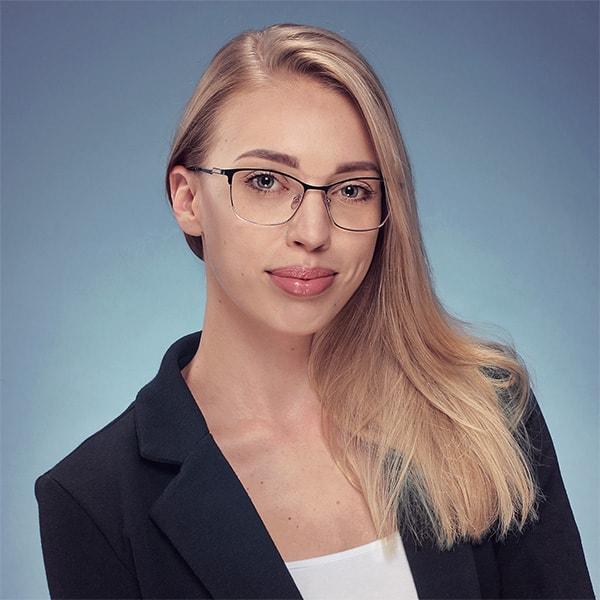 Natalia Skolmowska - Account Manager