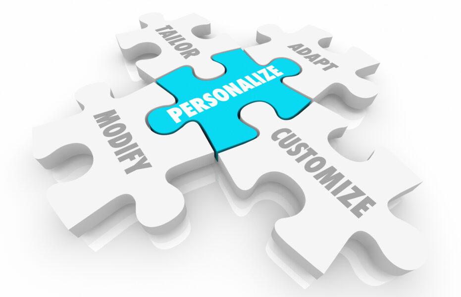 Personalizacja treści - przykłady dobrych praktyk
