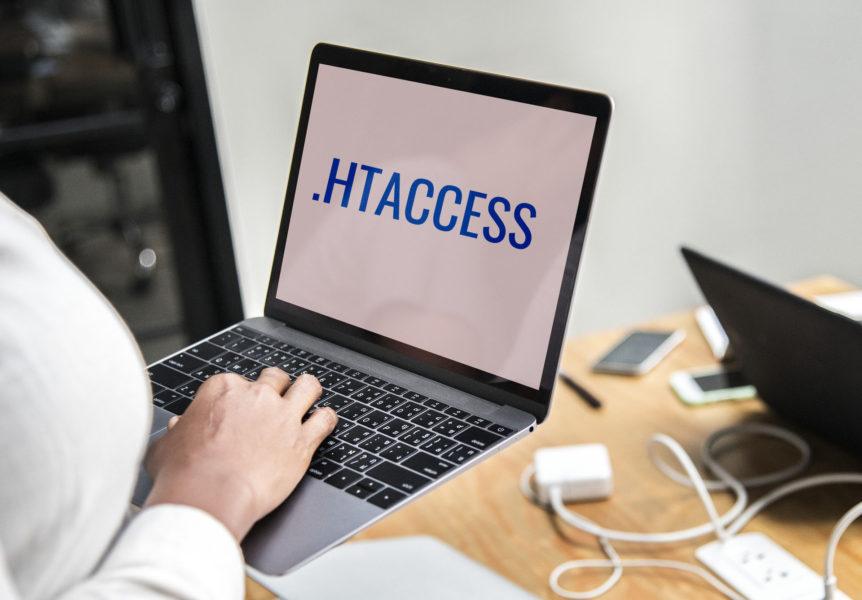 htaccess - edycja, tworzenie i modyfikacje