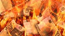 przepalanie pieniędzy na niezoptymalizowaną kampanię