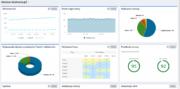 Widok raportów w czasie rzeczywistym w narzędziu SEO Extranet