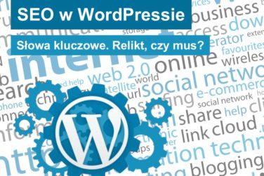 Optymalizacja SEO w WordPressie - Słowa kluczowe