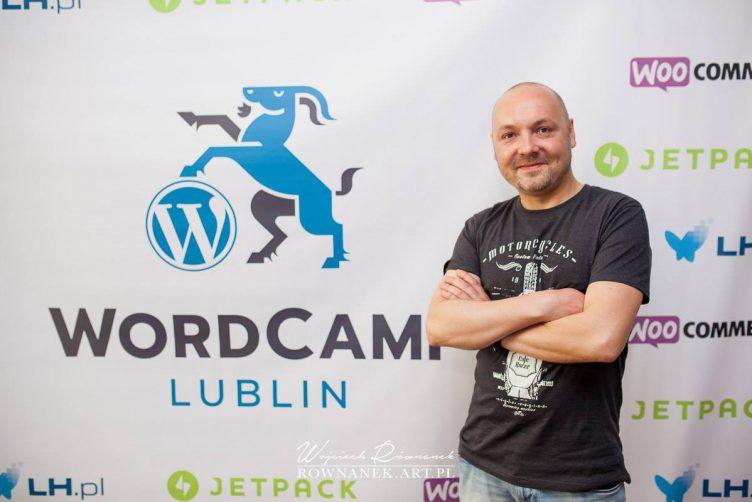 Tomasz Kołkiewicz - WordCamp Lublin