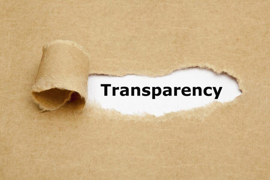Transparentność w biznesie i w SEO