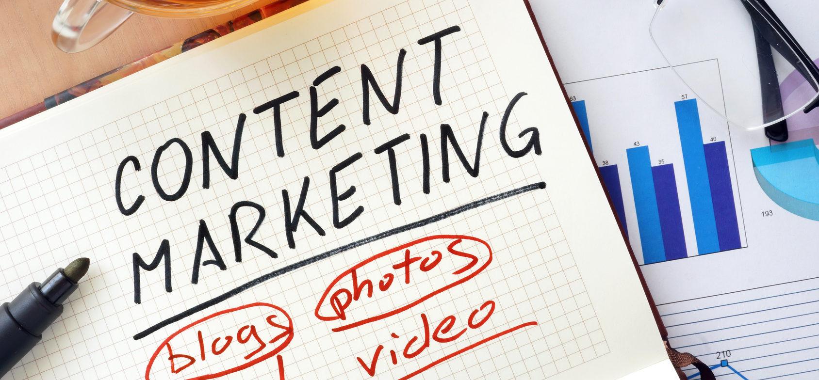 Trendy w marketingu treści - inspiracje